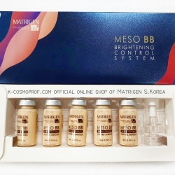 Matrigen BB glow Mesowhite treatment - ББ глоу Brightening Control System -1 упаковка