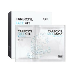 Carboxy CO2 mask Карбокси Carboxyl Geno Cell -5 шт* 35мл