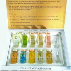 ZENA Ampoules mix набор Custom Zena Packing - 10 pcs